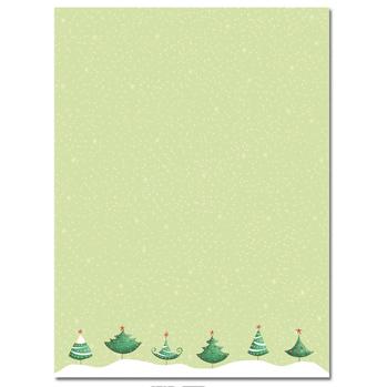 Six Trees Letterhead