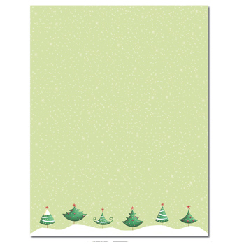 Six Trees Letterhead