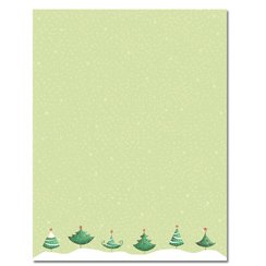 Six Trees Letterhead - 80 Pack