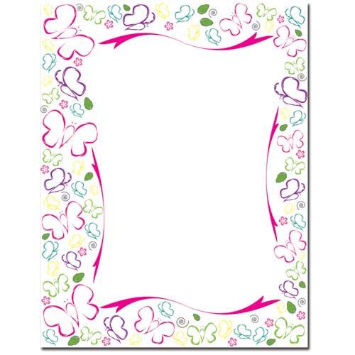Sketched-Butterflies-Letterhead-Paper
