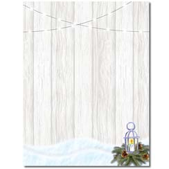 Snow-Drift-Holiday-Letterhead-Paper