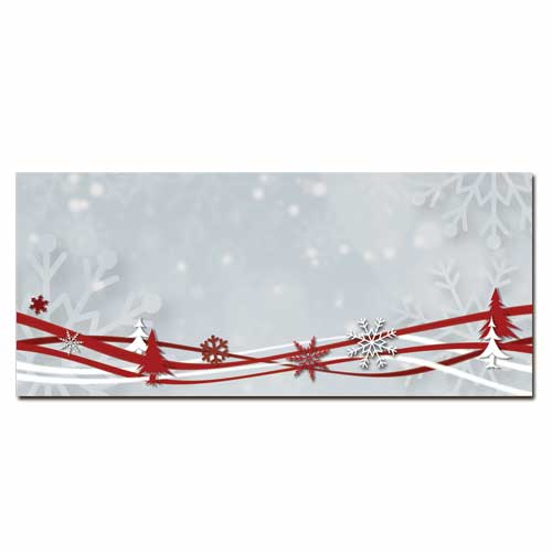Snowflakes-Ribbons-Christmas-Envelopes