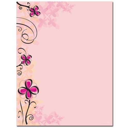 Soft-Floral-Letterhead-Paper
