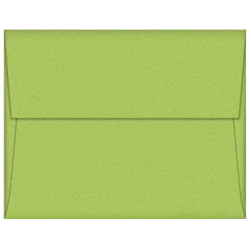 Sour Apple A-9 Envelopes - 25 Pack