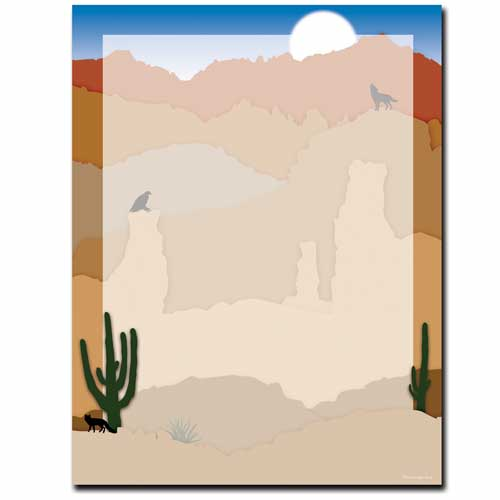 Southwest-Sunrise-Paper-Desert-Letterhead
