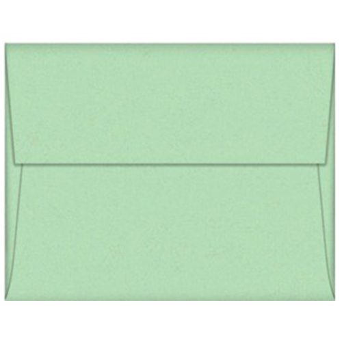 Spearmint A-7 Envelopes