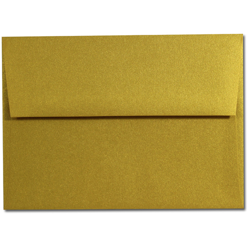 Super Gold A-7 Envelopes