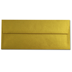 Super Gold #10 Envelopes - 25 Pack