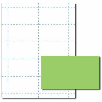Terra Green Business Cards