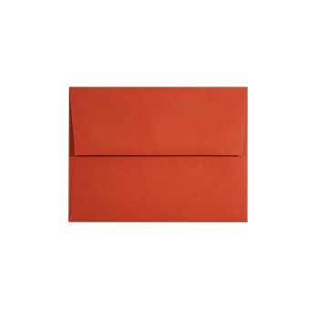 Tangy Orange A-2 Envelopes