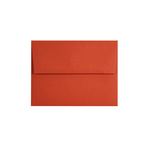 Tangy Orange A-2 Envelopes