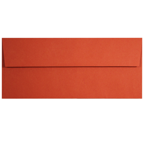Tangy Orange #10 Envelopes