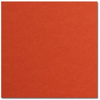 Tangy Orange Letterhead