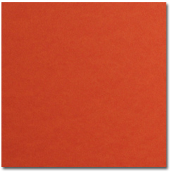 Tangy Orange Cardstock - 50 Pack