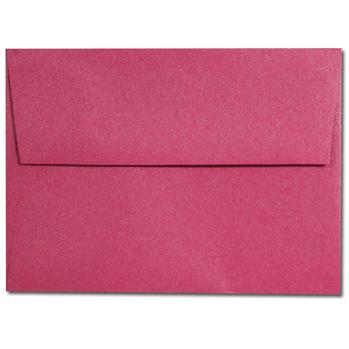 Tropical Pink A-7 Envelopes