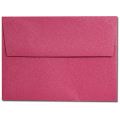 Tropical Pink A-9 Envelopes