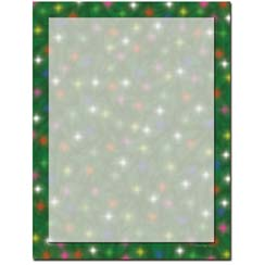 Twinkle Lights Letterhead