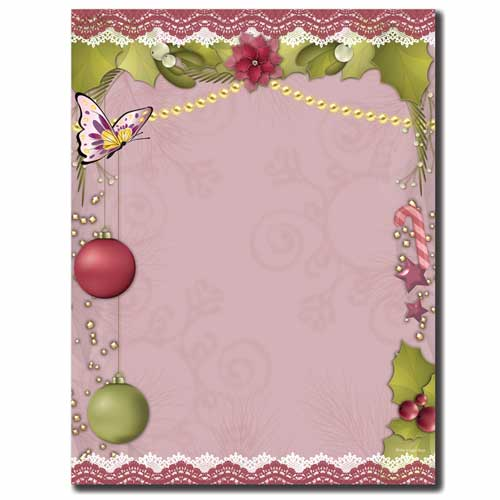 Victorian-Holiday-Christmas-Latterhead-Paper