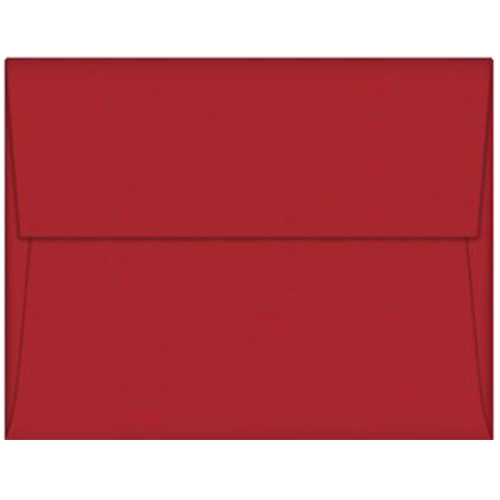 Wild Cherry A-2 Envelopes - 25 Pack