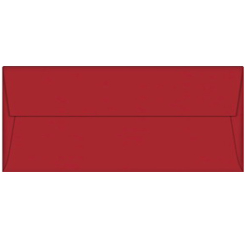 Wild Cherry #10 Envelopes - 25 Pack