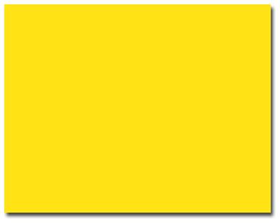 Bright Yellow A-2 Envelopes