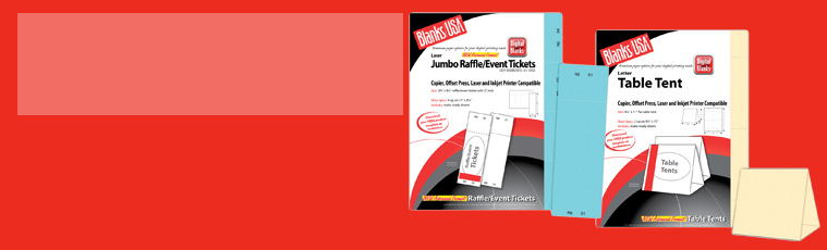 Raffle/Event Tickets