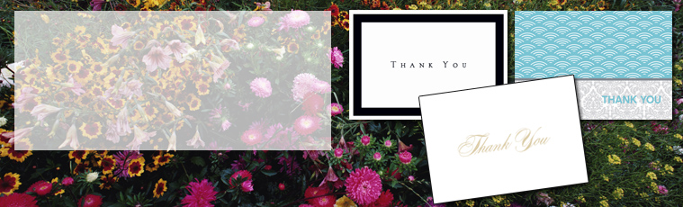 Note Cards & Thank You's