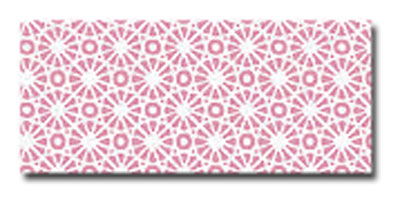 Mod-Tones Pink Envelopes - 25 Pack