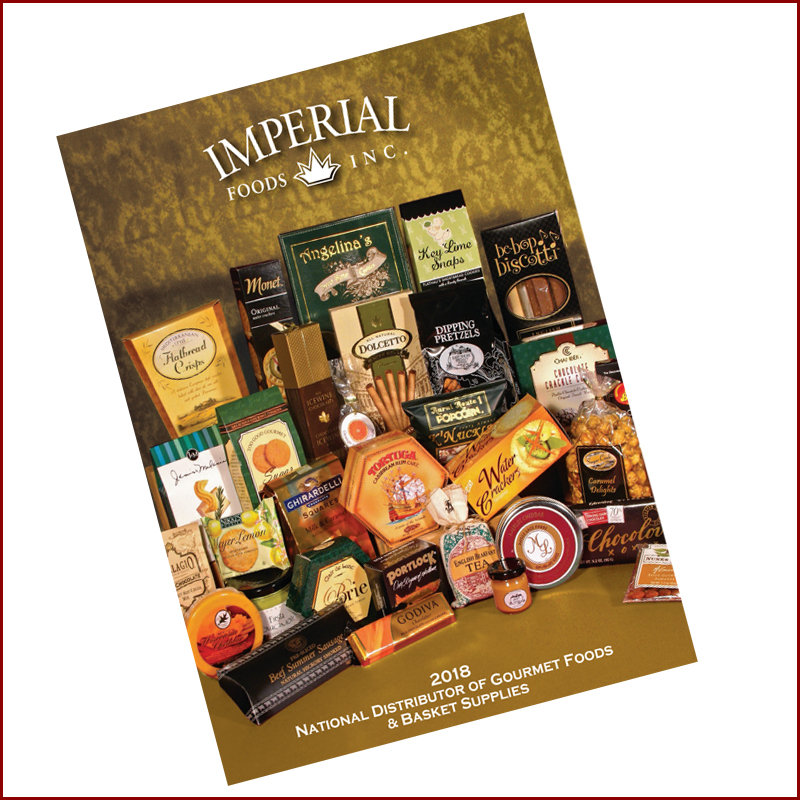 Wholesale gift basket supplies imperial foods 2018 catalog available negle Image collections