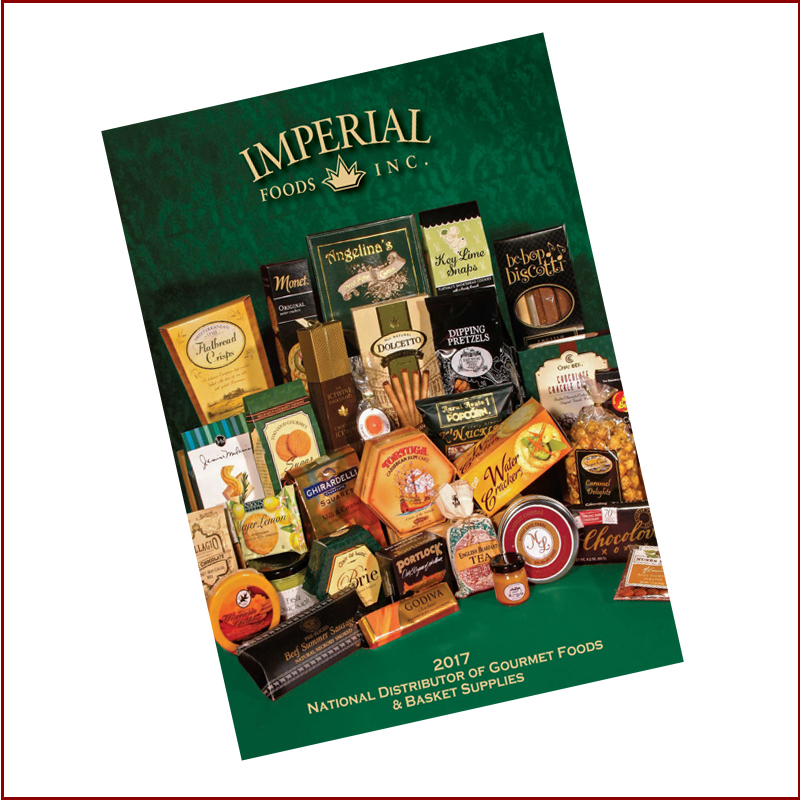 Wholesale gift basket supplies imperial foods 2017 catalog available negle Gallery