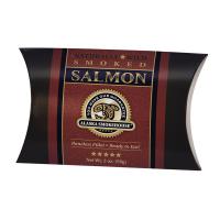 Alaska Smokehouse Salmon  - Burgundy