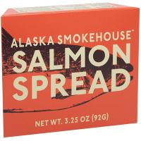 Alaska Smokehouse -Salmon Spread