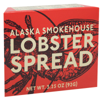 Alaska Smokehouse - Lobster Spread *** Temporarily Out of Stock ***