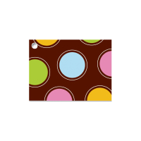 Chocolate Buttons Gift Card