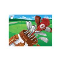 Golf Scene -Gift Card