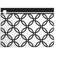 Black & White Deco Rings - Gift Card
