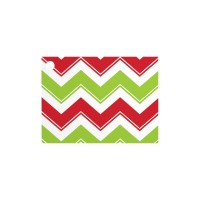 Holiday Chevron - Gift Card