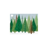 Winter Forest - Gift Card