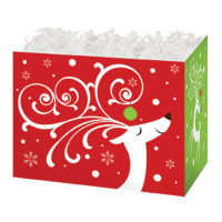 Dashing Reindeer - Large Box