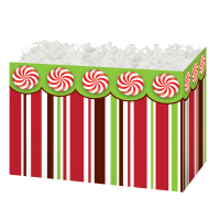 Peppermint Stripes - Large Box