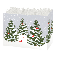 Snowy Trees - Large Box