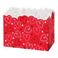 Doodle Hearts - Small Box