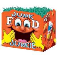 Junk Food Junkie  - Small Box