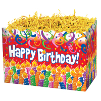Birthday Candles  - Small Box