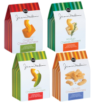 J&M Cheese Straws - Assorted