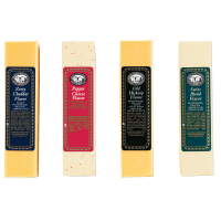 Heart of Wisconsin Cheese Bars - Assorted  *** Temporarily Out of Stock ***