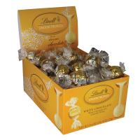 Lindt Lindor Truffle Display - White Chocolate
