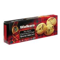 Walker's Chocolate Chip Shortbread Cookie