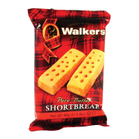Walker's Fingers - Shortbread Cookie -2 pack Bulk