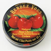 Rendez Vous Tins - Cherry (12/case)